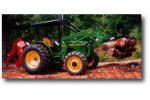 Grapple Rakes for Tractors & Skid Steer Loaders