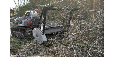 FAE - Model UML/LOW - Forestry Mulcher
