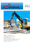 Pedestal or Rail Mount Stationary Loaders PL150 Series- Brochure