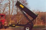 Model HL40 - High Lift Trailer