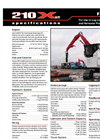 Forestry Equipment 210X2- Brochure