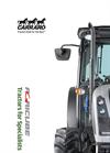 Carraro Tractors - Brochure