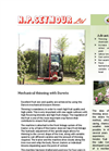 Darwin Blossom Thinner - Brochure