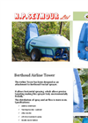 Berthoud - Trailed Fructair Sprayer Brochure