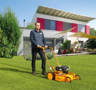 AS Motor - Model AS 510 ProClip 2in1 4T A - Mulching Mower
