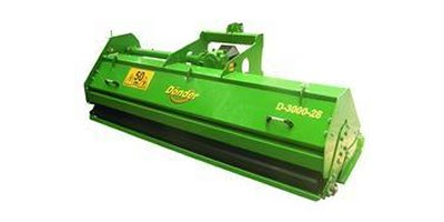 Model SPA 3000 Series - Mulchers