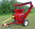 Portable (PTO) Grain Roller Mill