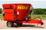 NDE - Model 1402 Series - Side-Door Mixer
