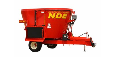 NDE - Model 1402H Series - Side-Door Mixer