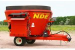 NDE - Model 1502 Series - Side-Door Mixer