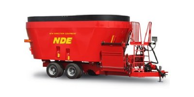 NDE - Model 2656 Series - Dual Mixer