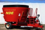 NDE - Model 554 Series - Front-Door Mixer