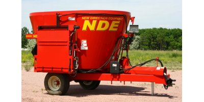 NDE - Model 1402 - Side Door Vertical Mixer