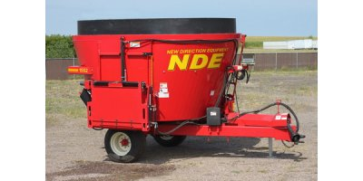 NDE - Model 1552 - Side Door Vertical Mixer