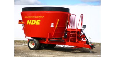 NDE - Model 704 - Front Door Vertical Mixer
