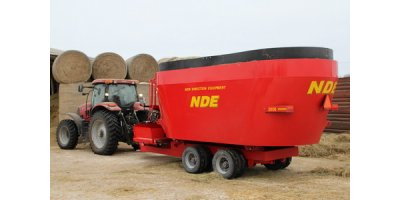 NDE - Model 2656 - Dual Vertical Mixer