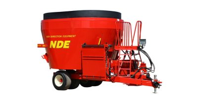 NDE - Model 804 - Front Door Vertical Mixer