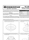 Model FF-000RF3 - Finish Feeder Manual