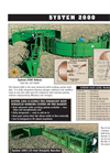 Model 2000 - Cattle Working System - Brochure