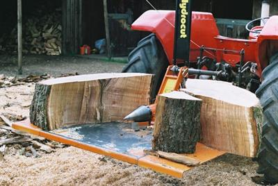 Hydrocut - Model HC1X - Log Splitter