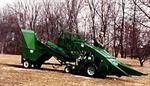 3-Chute Forage Harvester