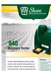 Steinlite - Model 940 - Moisture Tester Brochure