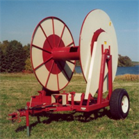 Hydro - Model HR2 - Single Axle Hose Reels