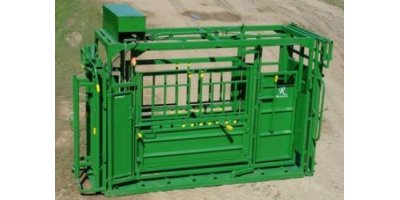 Real Industries - Hydraulic Squeeze Chute