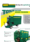 WIC - Total Mixed Ration Feeders - Brochure