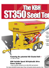 KBH - Model ST350 - Seed Tender - Brochure