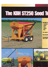 KBH - Model ST250 - Seed Tender Brochure