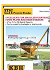 KBH - Model ST67 - Electric Auger Seed Tender Brochure