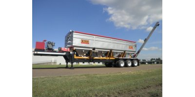KBH - 38-4 Hopper Dry Fertilizer Tender