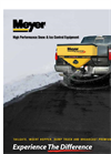 Meyer - Hotshots - Heavy-duty Broadcast Spreader - Brochure