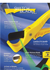 Blazing - Model Pro SB 5000 - Switch Blade Cutters Brochure