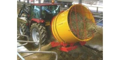 Walco - Bale Shredder and Silage Feeder - Teagle
