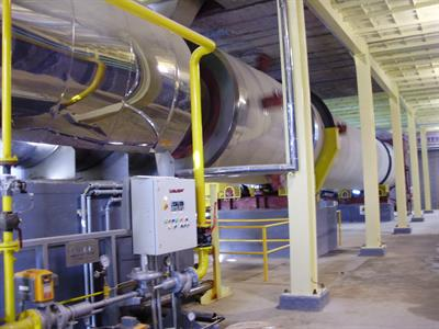 Fertilizer Granulation Systems