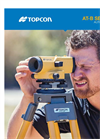Topcon - Model AT-B2 - Finely Tuned Auto-Collimation System Brochure