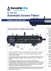 Automatic Screen Filter Brochure