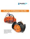 Plastic Hydraulic Valves - Brochure