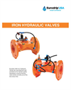 Iron Hydraulic Valves - Brochure