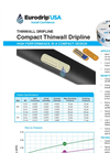 Compact - Thinwall Dripline Brochure