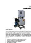 Werecon - Model W4 Series - Fertigation System Brochure