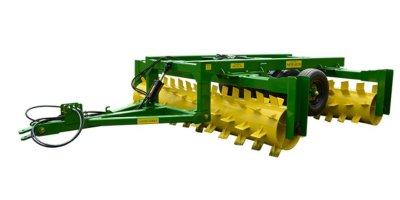 Model Lawson Series - Tandem Drum Soil Aerators