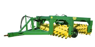 Model RanchWorx Series - Tandem Drum Soil Aerators