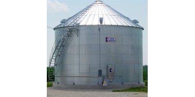 15 - Grain Storage - Farm Grain Storage Bins by Conrad American