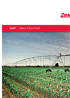 Zimmatic - Model 7500P - Small-Field Pivot Brochure