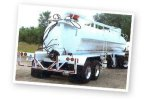 Model 36 - 40 - Spreader and Slurry Tanker Trailers