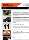 Compact Tractors BX70-1 Series Features- Brochure