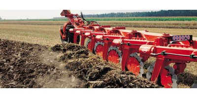 Kuhn - Model VARI-LANDER XC 4 - 7 - Semi-Mounted Conventional Plows